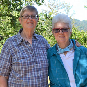 With a $1M gift, alumna Iris Harrell and wife Ann Benson create a new scholarship for gender, sexuality and women's studies at VCU